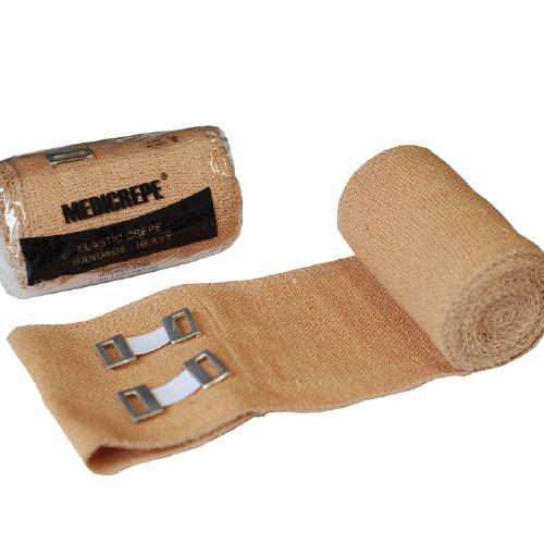 MEDICREPE® Elastic Crepe Bandage Heavy 15cm x 2.3m Pkt/12